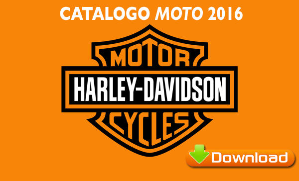 Download anteprima catalogo moto Harley Davidson 2016