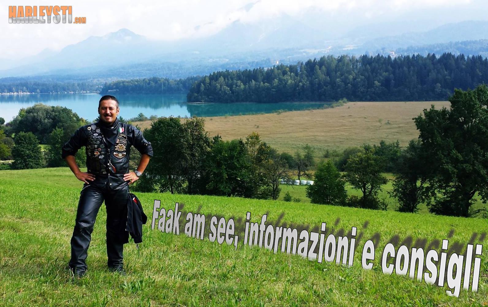Faak am see, informazioni e consigli per chi parteciperà all' European Bike Week (by Yuri Bifaro)