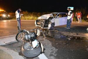 Harleysta muore in un incidente, lascia in eredità 400 mila euro per il reparto di Oncologia.