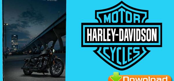 Harley Davidson Catalogo  Pdf