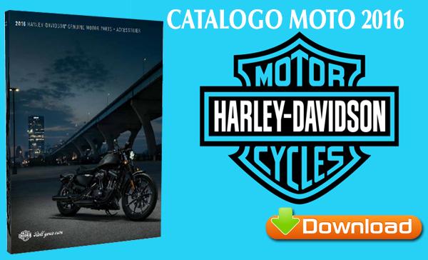 scarica in anteprima il catalogo accessori harley davidson 2016