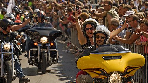 Definita la data ufficiale della 10° edizione dell'Harley-Davidson Euro Festival