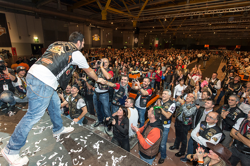 Definiti data e luogo dell' European HOG Rally 2016