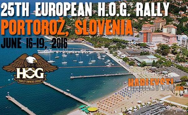 Definiti data e luogo dell' European HOG Rally 2016