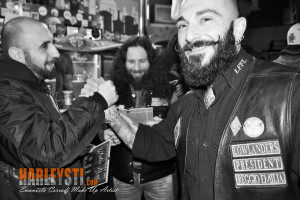 Winter Party 2016 Lowlanders Mc Reggio Emilia la fotogallery