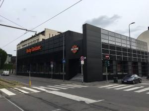 Apre a Milano un nuovo concessionario,  Harley Davidson Gate 32