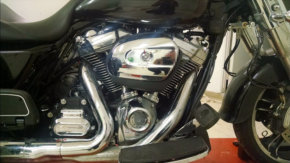 Harley Davidson, in arrivo un nuovo motore Milwaukee-Eight 1