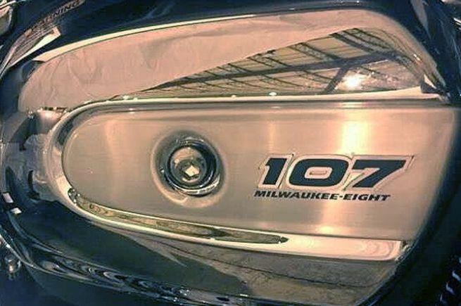 Harley Davidson, in arrivo un nuovo motore Milwaukee-Eight 2