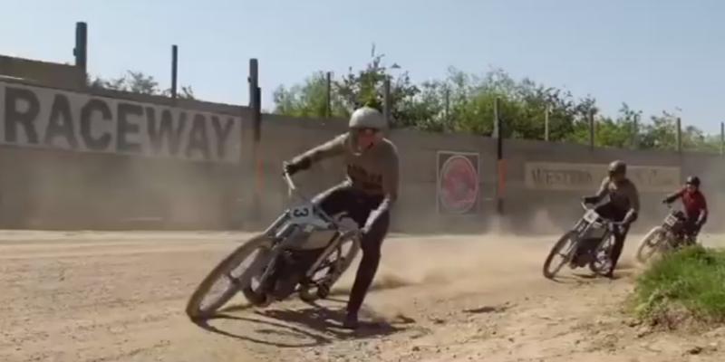 Una serie TV sulla Harley Davidson