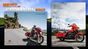 Ecco il nuovo catalogo moto e quello accessori Harley Davidson 2017