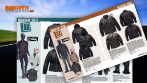 Guarda le collezioni abbigliamento invernale Harley Davidson 2016