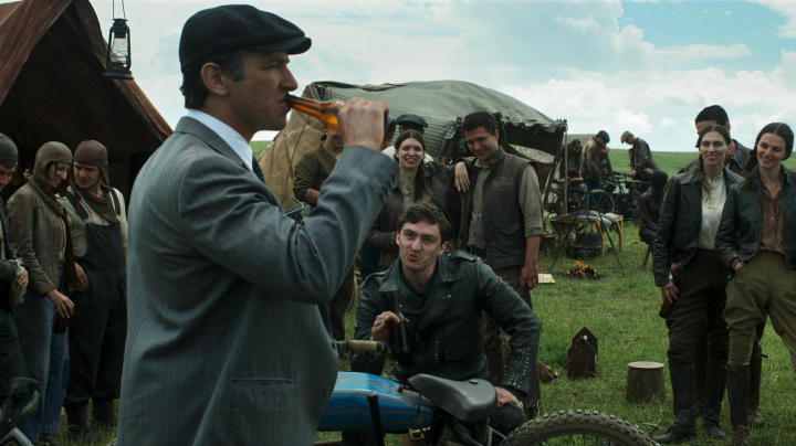 Harley and the Davidsons – Stagione 1 – Episodio 3 – Completo italiano