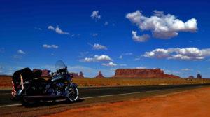 Stati Uniti in sella alla Harley Davidson, 4.000 km di libertà