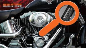 Come leggere i numeri di telaio di una Harley Davidson ?