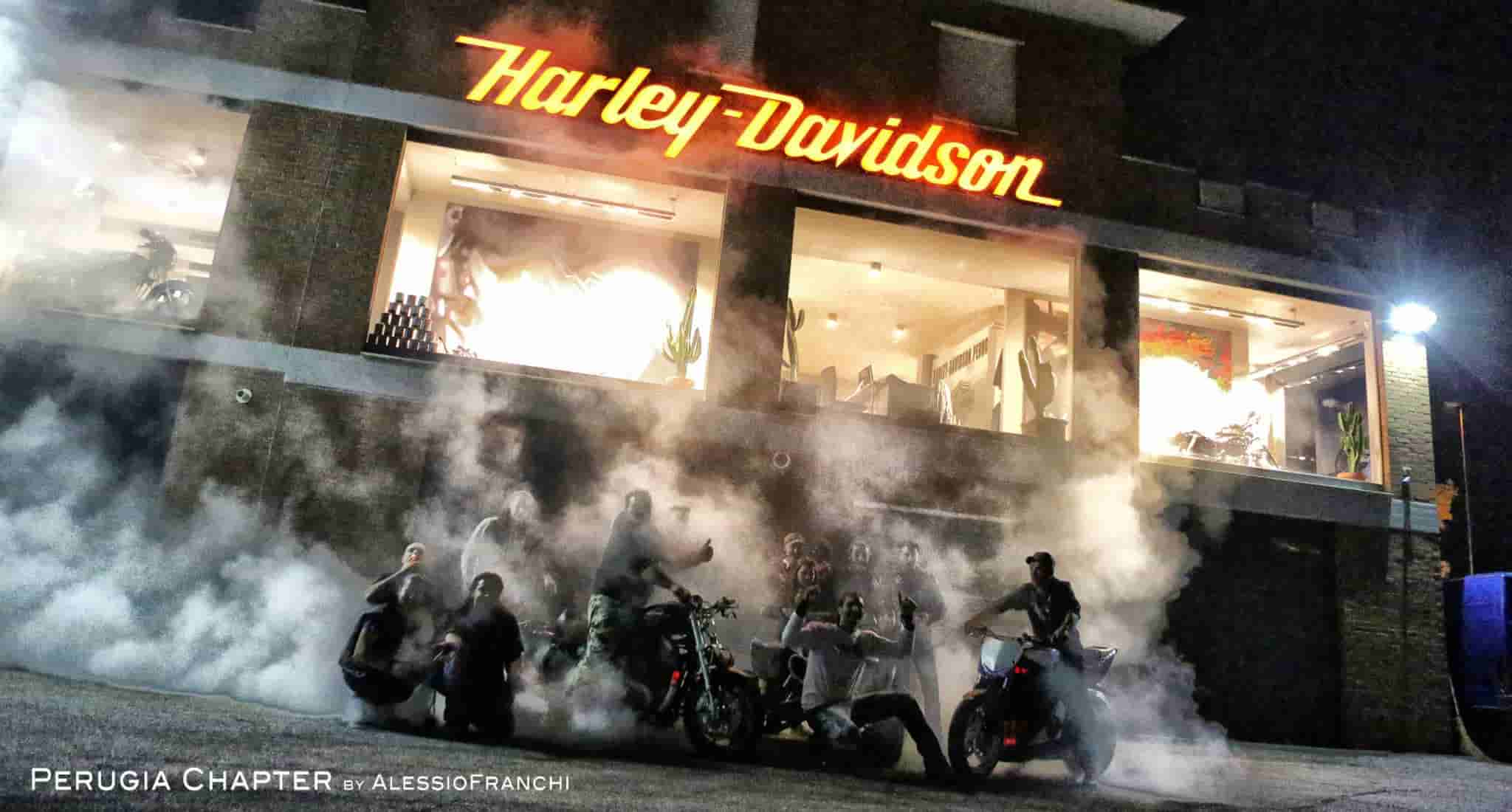 HARLEY DAVIDSON PERUGIA