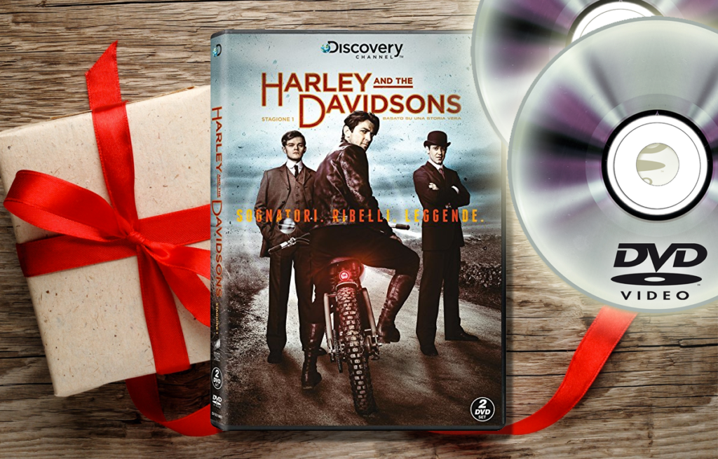 Dvd serie tv harley and the Davidsons