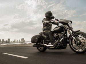 Harley Davidson presenta in anteprima mondiale ad EICMA la nuova Sport Glide 2018