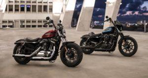 Fotogallery – Un nuovo capitolo nella storia di Harley Davidson, benvenuti Iron 1200 e Forty Eight Special !