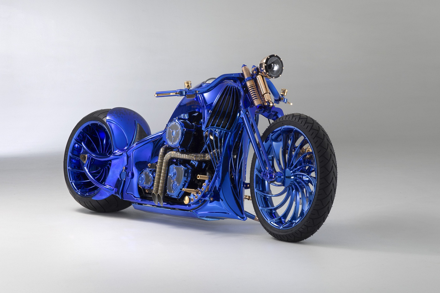 Una Harley Davidson da 1,5 milioni di euro!