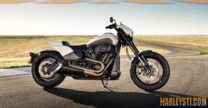 Ecco la nuova Harley Davidsn FXDR 114 , modello inedito 2019