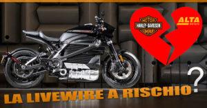 Harley Davidson abbandona Alta Motors , Harley Davidson elettrica a rischio ?