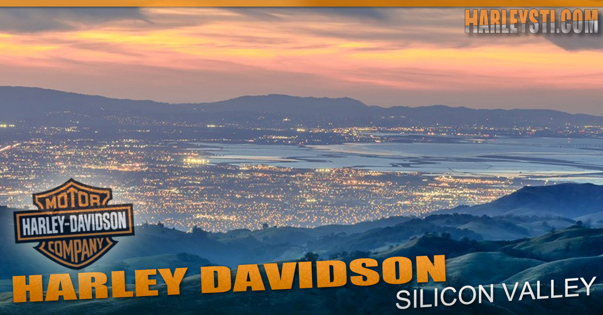 Harley Davidson sbarca nella Silicon Valley