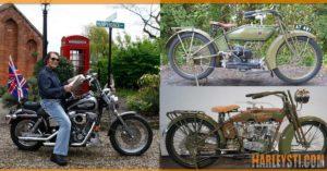 I lotti Harley Davidson all'asta da Bonhams il 13 ottobre