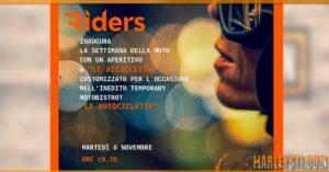 """RIDEMOOD e EICMA conquistano Le Biciclette con uno speciale cocktail creato ad hoc per i veri riders: """"Jack on the Road"""""""