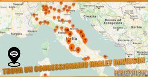 Trova il concessionario Harley Davidson più vicino a te – Near Me
