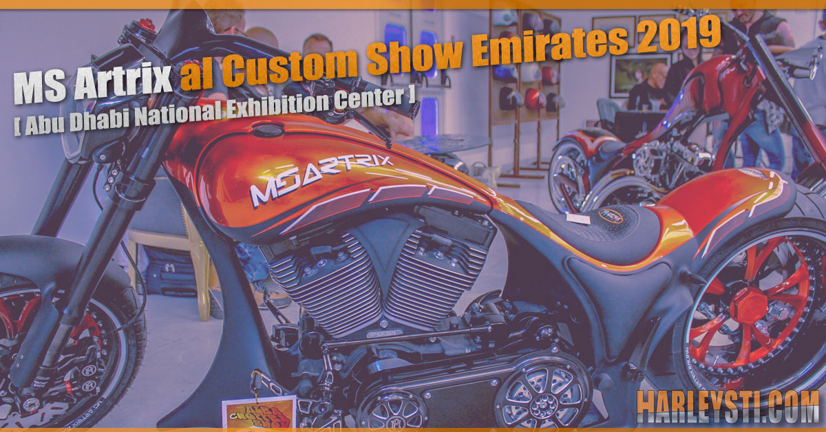 MsArtrix in trasferta extraeuropea, gli italiani scelti per rappresentare il nostro paese al Custom Show Emirates 2019