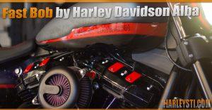 """Harley Davidson """"FastBob"""" by Harley Davidson Alba, che la sfida abbia inizio!"""