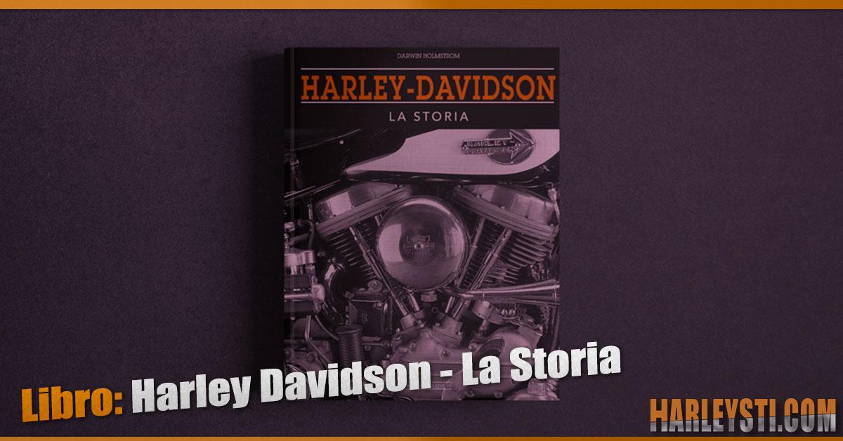 Libro: Harley-Davidson, la storia