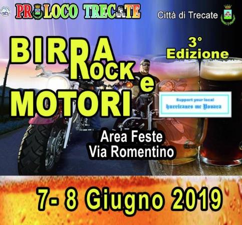Birra Rock e Motori 2019