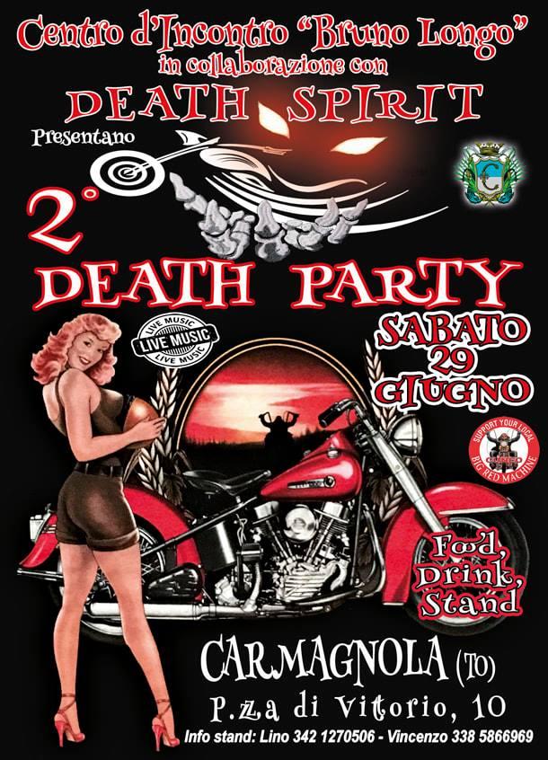 Death Party 2019 – Death Spirit