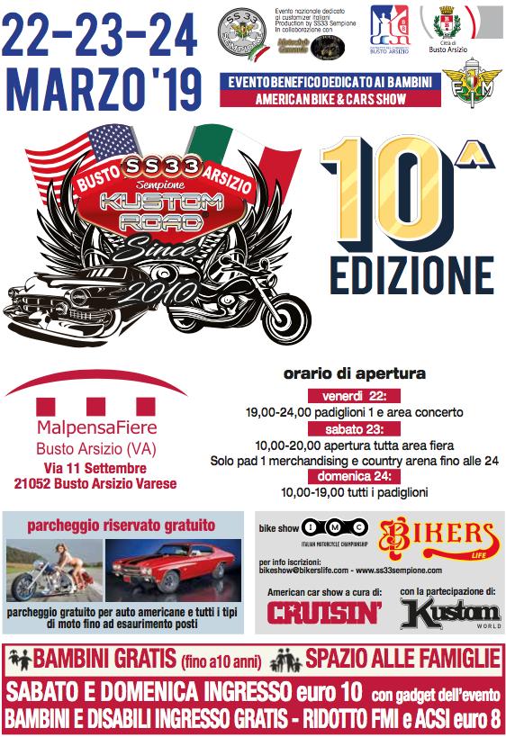 Kustom Road – American Bike and Car Show 2019