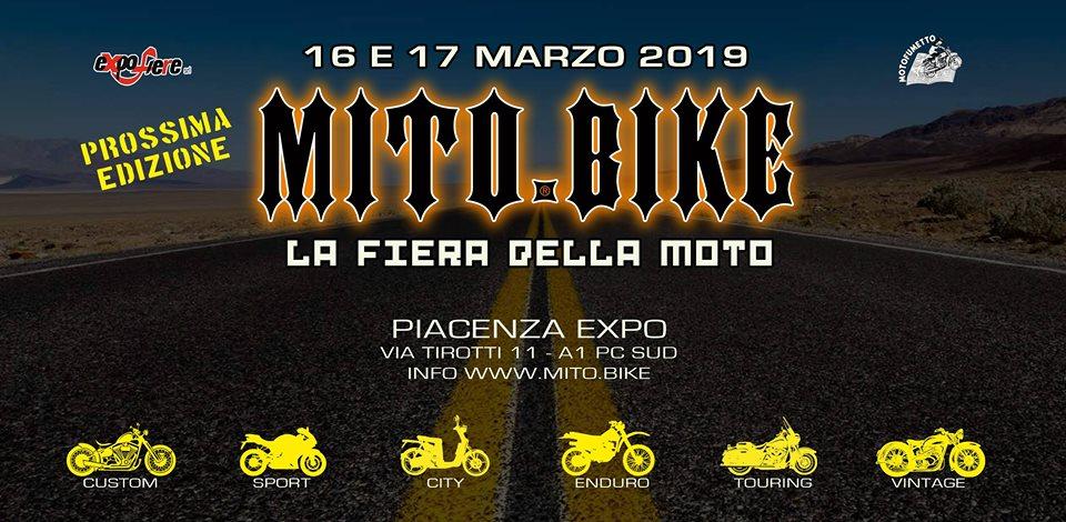 Mito.Bike – La Fiera della Moto 2019