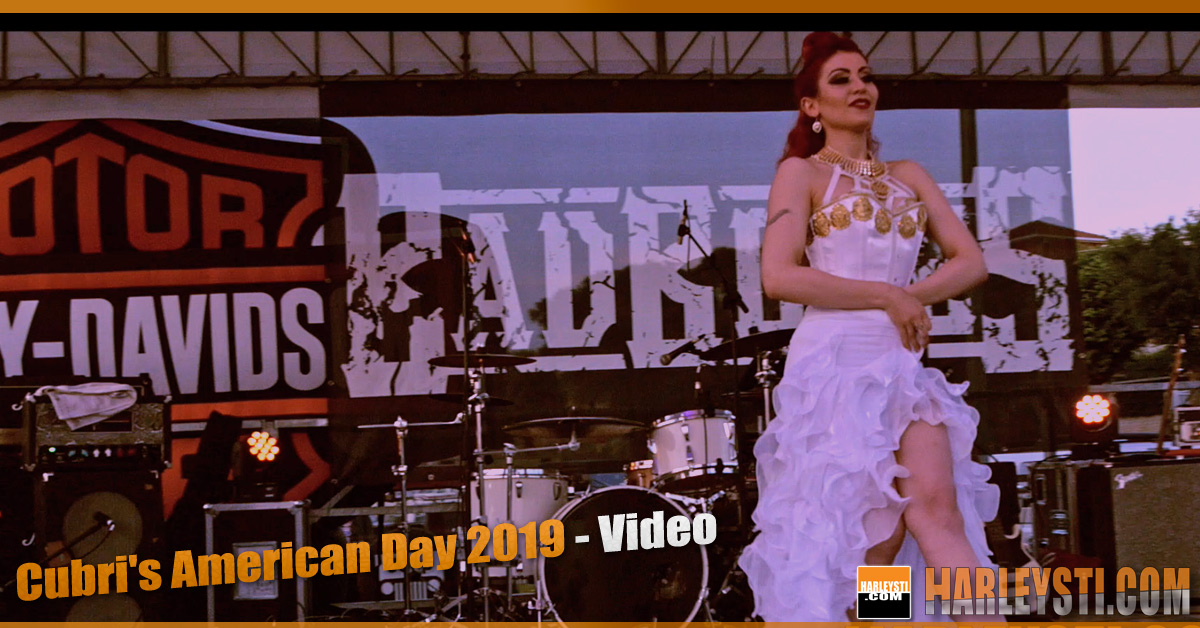 Cubri's American Day 2019 – Video