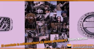 Si conclude la collaborazione tra Harley Davidson e Thierry Martino